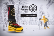 ISPO2019 Gold awards